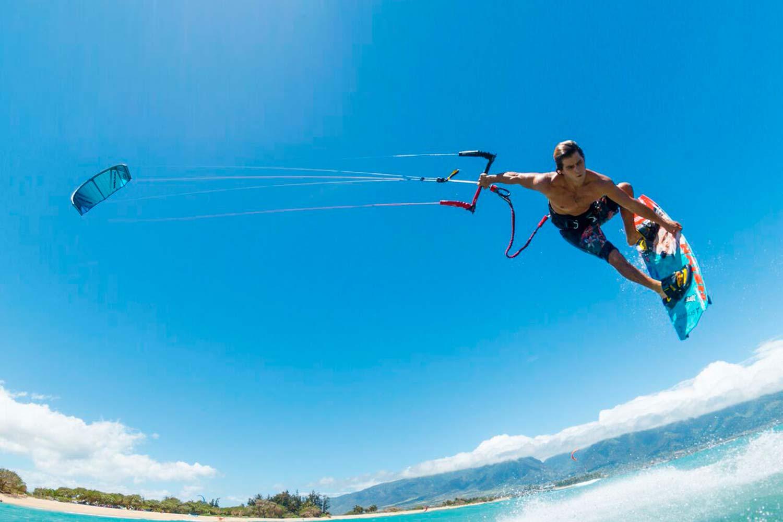 Kitesurfing in the World