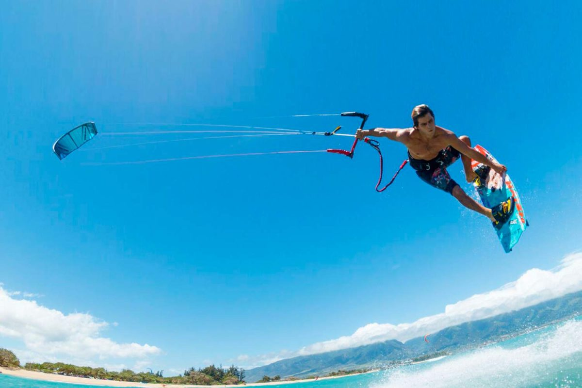 Kitesurfing in the World