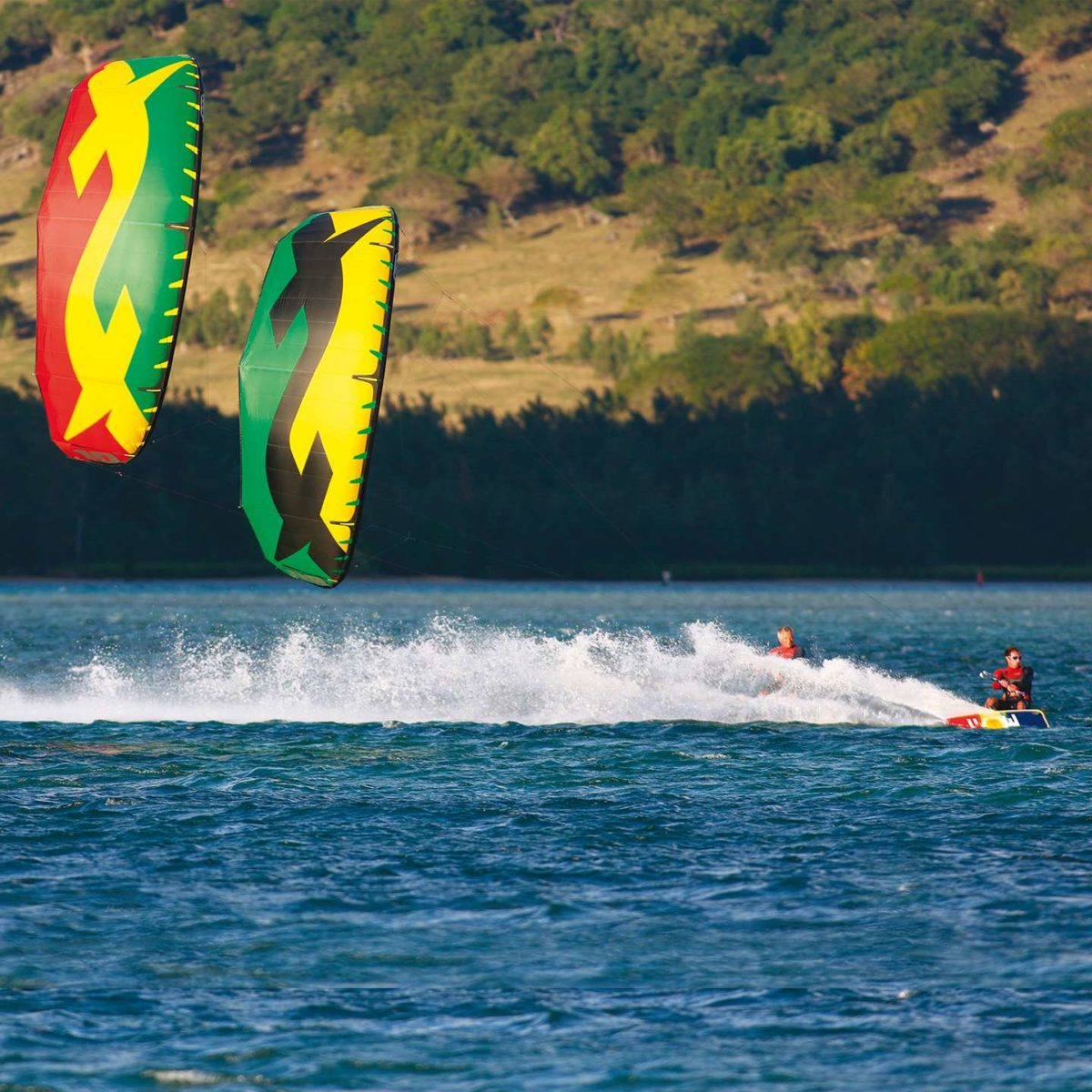 Kitesurfing and Kiteboarding - Kiteboarding Lessons Learned